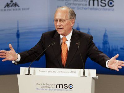 Munich Security Conference Chairman Stated that Russia Is Drifting Apart Europe