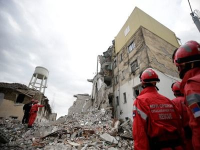 Albania Will Receive More Than € 1 Billion to Recover from Earthquake