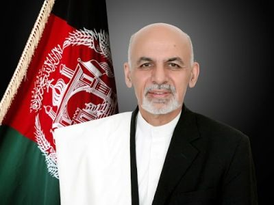 President of Afghanistan Is Formally Declared Reelected