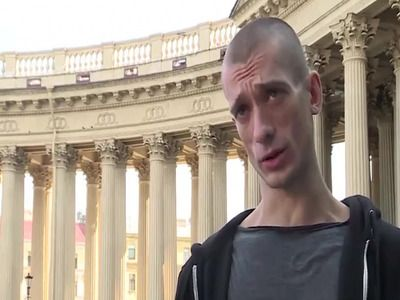 France May Review Pavlensky Refugee Status Depending on Court Decision