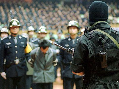 Власти Китая казнили серийного насильника после помилования