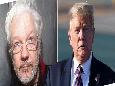 Трамп предлагал помилование главе Wikileaks в обмен на отрицание роли России во взломе серверов на выборах