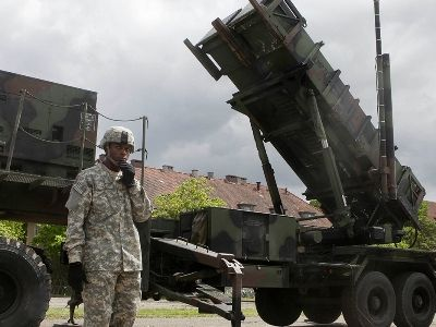 Turkey Requested American Air Defense System Patriot to Withstand Russian Aviation