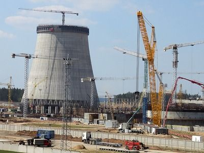 Lukashenko Did not Rule out Joint Construction of a Nuclear Power Plant in Egypt with Russia