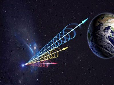 В сторону Земли на протяжении 10 лет излучается мощный радио сигнал каждые две недели
