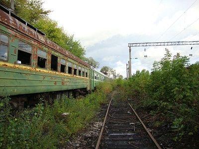 РЖД рассказало о рекордном числе заброшенных поездов