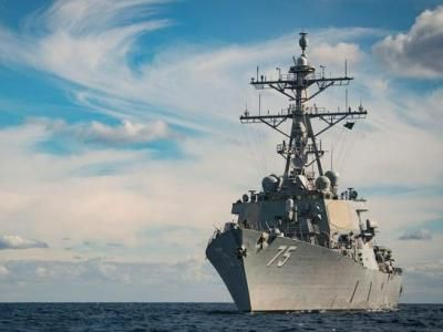 US Explained the Entry of a Destroyer into the Black Sea