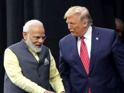 US Will Supply Helicopters and Military Equipment to India
