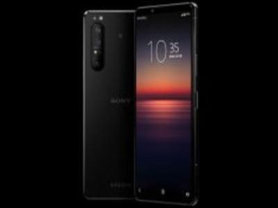 Sony Introduced Its First Smartphone with 5G Support