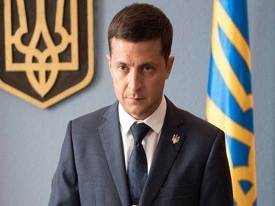 Рейтинг партии Зеленского за месяц стал меньше на 9%