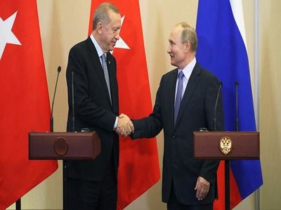 Erdogan Announced Plans to Meet with Putin on March 5
