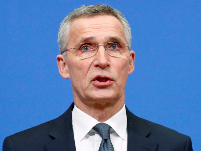 NATO Secretary General Declares Support for Turkey with Regard to Idlib