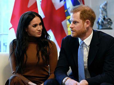Канада перестанет финансировать охрану принца Гарри и его жены