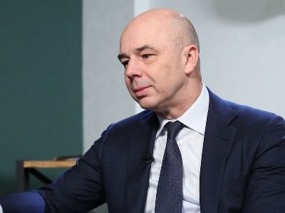 Russian Finance Minister Commented on Budgets Outlook Concerning a Fall of Oil Prices