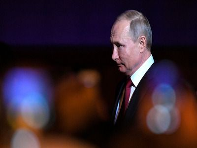 Putin Declared Russia's Unwillingness to Fight with Other Countries
