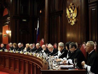 Поправки к Конституции РФ примут в случае 50% голосов «за»