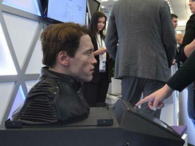 Schwarzenegger Sues Russian Company because of a Look-alike Robot