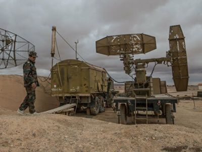 Syria Reported of Successful Repulsion of Israeli Missile Attack