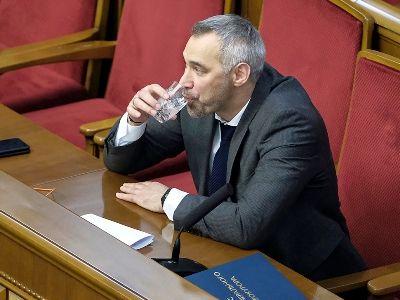 The Verkhovna Rada Agreed to the Resignation of the Prosecutor General of Ukraine