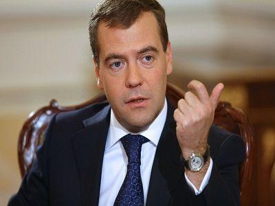 Стали известны полномочия Медведева на новой должности