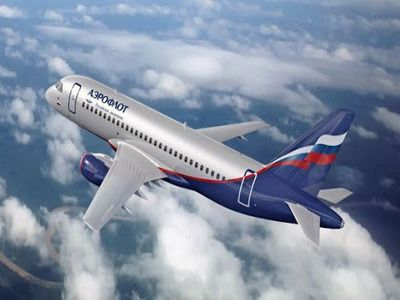 Aeroflot Shares Crashed by More Than 8%