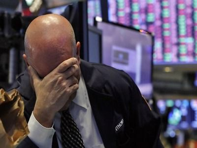 New York Stock Exchange Closed the Biggest Collapse since 1987