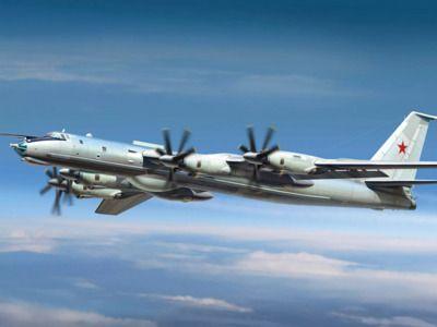 СМИ: российские противолодочные самолёты пролетели над военным лагерем США