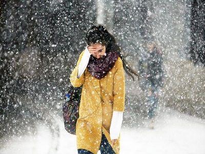 Морозы в Центральной части России усилятся