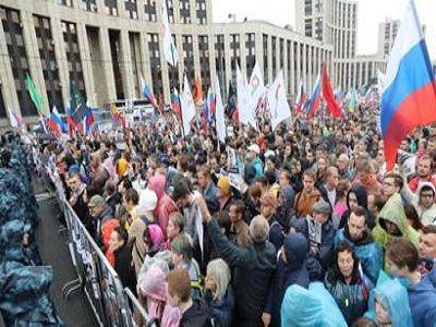 В Ижевске состоится согласованный митинг против поправок в Конституцию