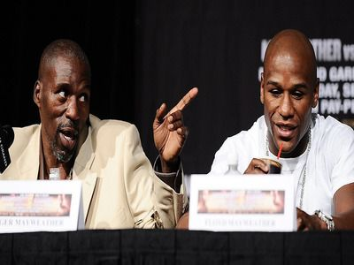 Former Boxing World Champ Roger Mayweather Dies