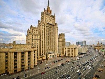 В МИД сообщили о подготовке Киевом провокации в Крыму