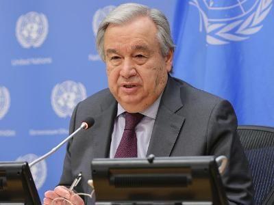 UN Secretary-General Commented of the Fight against Coronavirus