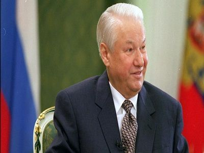 В России снимут сериал о победе Ельцина на выборах