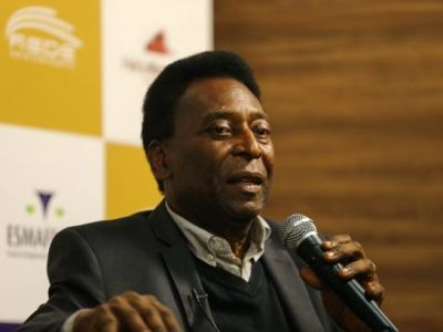Pele Named the Best Football Player of Our Time