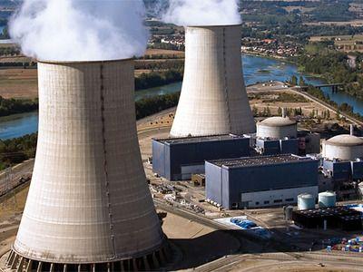 В Китае из-за неполадок отключили реактор АЭС