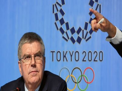 Olympic Games Postponed for a Year