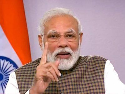 Indian Prime Minister Announced National Quarantine