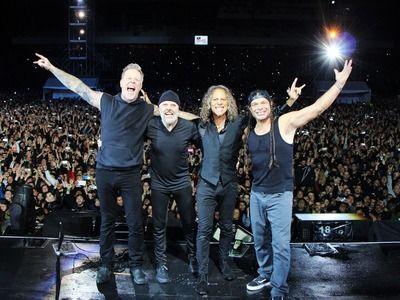 Metallica будет каждую неделю давать на YouTube серию концертов