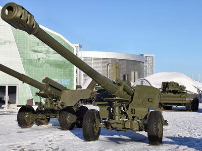 Российская армия перебросила в Сирию гаубицы для боевых действий в Идлибе
