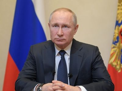 Putin Hopes to Defeat Epidemic in Less than Three Months