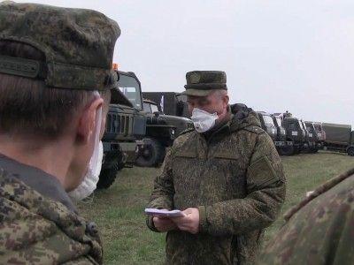 Russian Specialists Began to Help Residents of Italian Bergamo