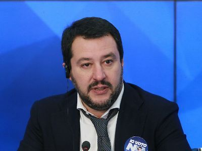 Italian Politician Threatens with Country's Exit from the EU