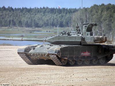 """В Ростехе проинформировали о том, что в этом году войска начнут получать танки Т-90М """"Прорыв"""""""