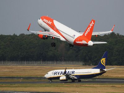 Easyjet Airline Cuts off All Flights due to Coronavirus