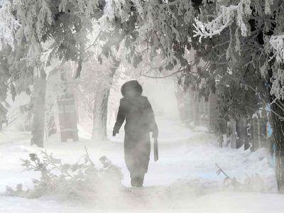 Синоптики сообщили, что в Москве выпадет до 8 см снега