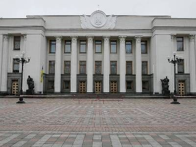 Ukrainian Parliament Adopted in First Reading a Law on Insolvent Banks