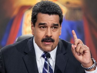 Maduro Asked World Leaders for Support because of Persecution by the USA