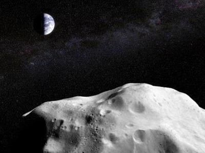 NASA Will Strike an Asteroid Flying to Earth