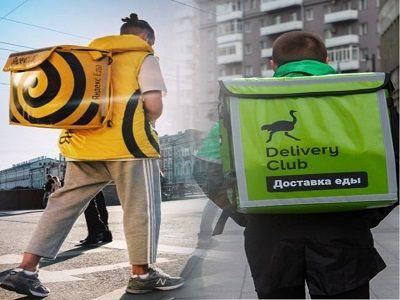 Из-за карантина многие московские сервисы доставки еды не выдержали наплыва клиентов
