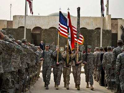 Министерство обороны Ирака прокомментировало вывод войск США из страны